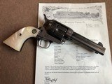 *RARE GUTHRIE OKLAHOMA* Colt SAA Revolver!