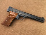 *Smith & Wesson Model 41 Target Model .22 Near Mint Condition*