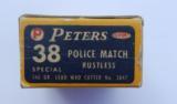 Peters Police Match 38 SPL Rustless - 5 of 7