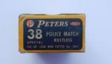 Peters Police Match 38 SPL Rustless - 6 of 7