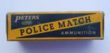 Peters Police Match 38 SPL Rustless - 2 of 7