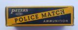 Peters Police Match 38 SPL Rustless - 4 of 7