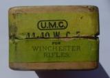 UMC 1890's .44 Calibre Black Powder Full Box 44-40 WCF - 6 of 7