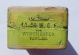UMC 1890's .44 Calibre Black Powder Full Box 44-40 WCF - 4 of 7