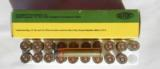 Remington 357 MAXIMUM 158 Grain Semi-Jacketed Hollow Points 5 Boxes 100 Rounds - 1 of 2