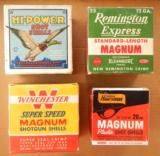 Federal, Remington, Wards & Winchester Shotgun Shell Boxes All Full & Correct - 1 of 10