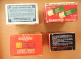 Federal, Remington, Wards & Winchester Shotgun Shell Boxes All Full & Correct - 3 of 10