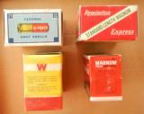 Federal, Remington, Wards & Winchester Shotgun Shell Boxes All Full & Correct - 4 of 10