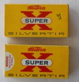 Two Boxes of Western Super X .30 Remington 170 Grain Silvertips 40 cartridges