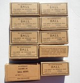 9 Boxes Federal 38 SPL FMJ, 1 BOX WCC - OLIN 45 ACP FMJ