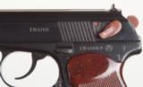 """Russian Makarov, Military, Dated """"P"""" year code - 1 of 6"""