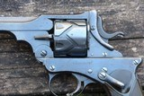 Webley Fosbery M1903, Retailer Marked, Military Documentation.
