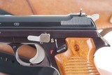 SIG P49 P210, Swiss Military, Early High Polish Rig. 9mmP - 3 of 15