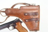 SIG P49 P210, Swiss Military, Early High Polish Rig. 9mmP - 12 of 15