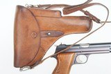 SIG P49 P210, Swiss Military, Early High Polish Rig. 9mmP - 13 of 15