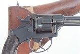Swiss Bern, M1929, Revolver, Military, Holster - 4 of 12