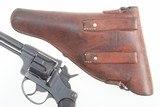 Swiss Bern, M1929, Revolver, Military, Holster - 10 of 12