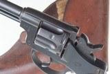 Swiss Bern, M1929, Revolver, Military, Holster - 5 of 12