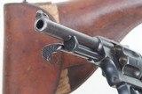 Swiss Bern, M1929, Revolver, Military, Holster - 7 of 12