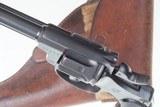 Swiss Bern, M1929, Revolver, Military, Holster - 9 of 12
