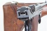DWM Swiss 1900 Luger, 921, Military, Holster - 7 of 14