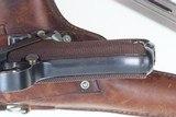 DWM Swiss 1900 Luger, 921, Military, Holster - 8 of 14