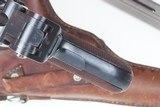 DWM Swiss 1900 Luger, 921, Military, Holster - 9 of 14
