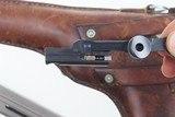 DWM Swiss 1900 Luger, 921, Military, Holster - 11 of 14