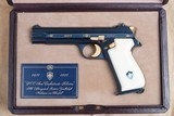 SIG P210, Swiss, 700 Year Commemorative, #0062, Spectacular! - 1 of 15