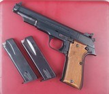 French MAB PA-15 M1, Target, Cased, Near New! - 2 of 15