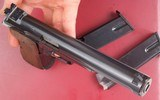 French MAB PA-15 M1, Target, Cased, Near New! - 15 of 15