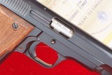 French MAB PA-15 M1, Target, Cased, Near New! - 14 of 15