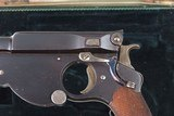 Bergmann M1896 No. 3, Early Production, Cased, Antique. - 5 of 12