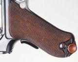 """DWM Luger, Model 1899/1900, Number """"33"""" - 8 of 15"""