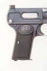 Dreyse 1910 in 9mmP, matching magazine.1 - 10 of 12