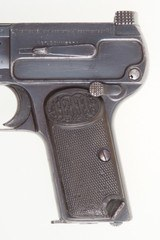 Dreyse 1910 in 9mmP, matching magazine.1 - 11 of 12