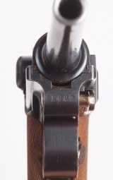 "DWM ""E"" Prefix 1900 Swiss Military Contract Luger. - 4 of 15"