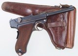Luger, 1900 Swiss, Military, Wide Trigger, Holster - 2 of 15