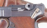 Luger, 1900 Swiss, Military, Wide Trigger, Holster - 5 of 15