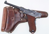 Luger, 1900 Swiss, Military, Wide Trigger, Holster - 1 of 15