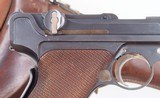 Luger, 1900 Swiss, Military, Wide Trigger, Holster - 6 of 15