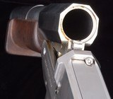 Walther Stainless Steel Single Barrel Flare Gun. - 10 of 15