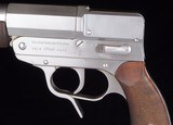 Walther Stainless Steel Single Barrel Flare Gun. - 8 of 15