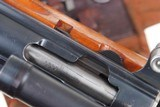 Swiss Bern ZFK 31/55 Sniper Rifle, matching Scope and Can - 11 of 15