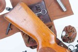 Swiss Bern ZFK 31/55 Sniper Rifle, matching Scope and Can - 13 of 15