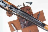 Swiss Bern ZFK 31/55 Sniper Rifle, matching Scope and Can - 8 of 15