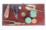 Tranter Revolver, 2nd Variation, Cased with Accessories - 9 of 15