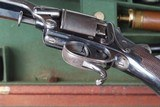 Tranter Revolver, 2nd Variation, Cased with Accessories - 7 of 15
