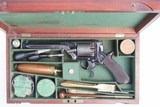 Tranter Revolver, 2nd Variation, Cased with Accessories - 2 of 15