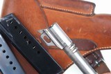 Gorgeous Swiss SIG, P49, Rig, High Polish, Military, holster and spare magazine, I-672 - 9 of 15
